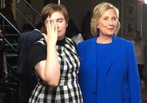 Les Instagram de la semaine: quand Lena rencontre Hillary!