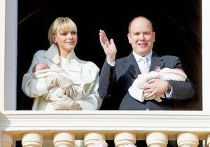 Les jumeaux de Charlène et Albert de Monaco sont baptisés aujourd'hui
