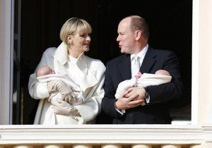 Les jumeaux de Charlène et d'Albert de Monaco officiellement présentés