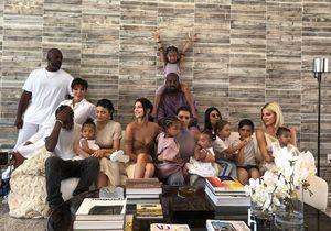 Les Kardashian-Jenner (presque) tous réunis sur une photo rare