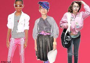 Les mini-fashionistas font le show!