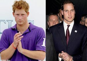 Les princes Harry et William : qui est le plus cool ?