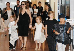 Angelina Jolie et ses six enfants réunis dans son prochain film?