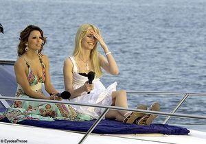 Les vacances des stars en bateau