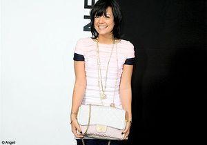 Lily Allen : des sacs à la chaîne