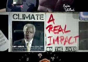 Lily Allen, Marion Cotillard...chantent pour l'environnement