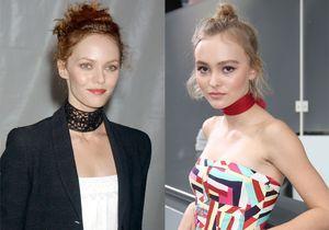 Lily-Rose Depp: sur les traces de Vanessa Paradis