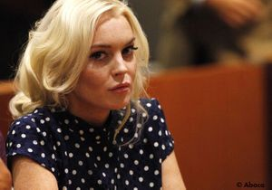 Lindsay Lohan : à peine entrée, elle sort déjà de prison !