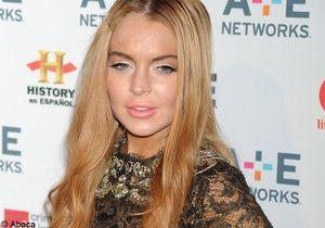 Lindsay Lohan accidentée: de nouveaux ennuis avec la justice?