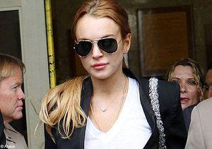 Lindsay Lohan future directrice de centre de désintox ?