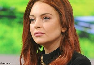 Lindsay Lohan : l'énorme chèque de Charlie Sheen