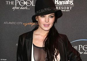 Lindsay Lohan : le mea culpa d'une ancienne drug addict