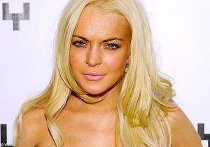 Lindsay Lohan menacée par un homme armé…d'un jouet !