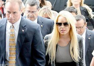 Lindsay Lohan ne passera pas 90 jours en prison