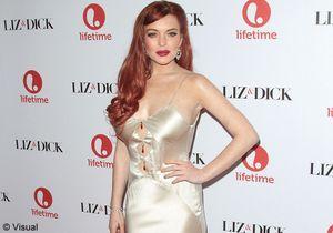 Lindsay Lohan présente son nouveau film… Avant d'aller en prison ?