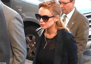 Lindsay Lohan sort de rehab' mais ne va pas mieux