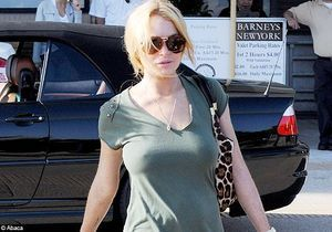 Lindsay Lohan : une nouvelle femme dans sa vie ?