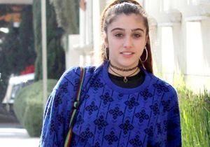 Lourdes, la fille de Madonna, en mode 90's avec son collier ras du cou