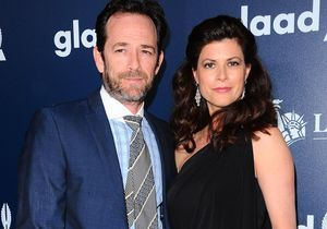 Luke Perry : l'hommage de sa fiancée, Wendy Madison Bauer