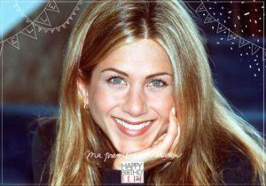 Ma première interview dans ELLE: Jennifer Aniston en 1998