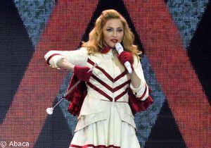 Madonna aurait-elle peur de se faire voler son ADN ?