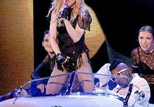 Madonna en tournée : c'est parti !