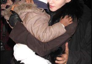 Madonna envisage une deuxième adoption