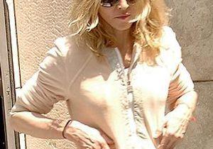 Madonna est à fleur de peau