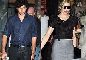 Madonna fricote à nouveau avec son toy boy !
