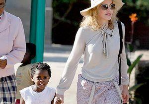 Madonna : le père de Mercy veut revoir sa fille