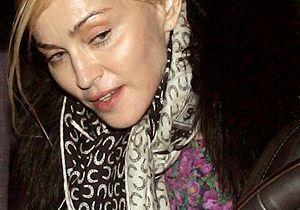 Madonna : pas de mari, pas de bébé