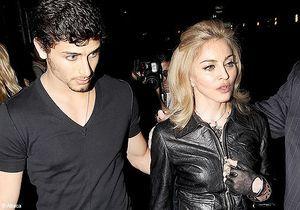 Madonna rencontre sa belle-mère plus jeune qu'elle