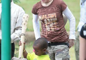 Madonna retourne au Malawi : nouvelle adoption en vue ?