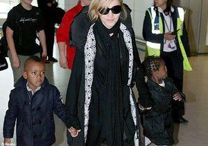 Madonna retourne au Malawi pour ses enfants