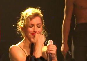 Madonna s'effondre en plein concert
