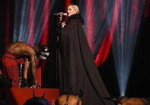 Madonna s'exprime sur sa chute aux Brit Awards