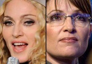 Madonna : Sarah Palin privée de concert !