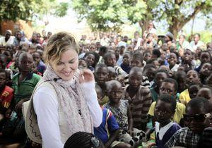 Madonna vend un tableau pour la bonne cause