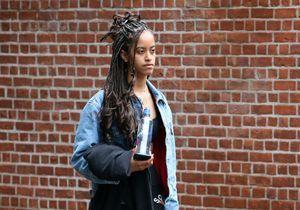 Malia Obama : la fille aînée de Barack Obama décroche un premier job de scénariste