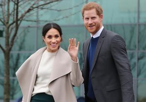 Mariage du prince Harry et Meghan Markle : leur bel hommage à Lady Di le jour de la cérémonie