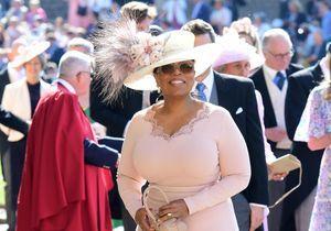 Mariage du prince Harry et Meghan Markle : Oprah Winfrey a frôlé le faux pas avec sa tenue