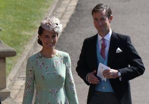 Mariage du prince Harry et Meghan Markle : Pippa Middleton, enceinte et radieuse