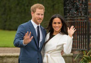 Mariage du prince Harry et Meghan Markle : quand l'actrice met le prince au régime