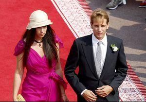 Mariage enneigé pour Andrea Casiraghi et Tatiana Santo Domingo