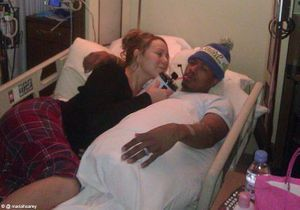 Mariah Carey au chevet de son mari hospitalisé