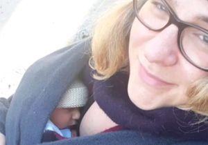 Marilou Berry a accouché et dévoile le visage de son bébé