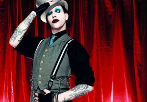 Marilyn Manson est-il de la hype ?
