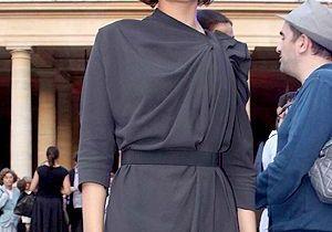 Marion Cotillard, au premier rang de Dior