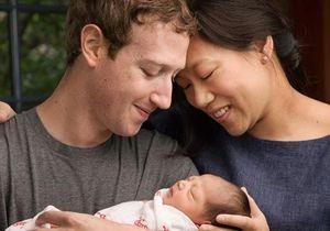 Mark Zuckerberg : l'émouvante lettre à sa fille qui vient de naître
