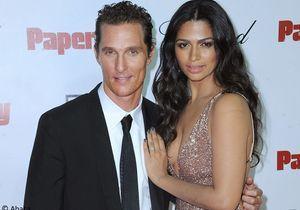 Matthew McConaughey dévoile le prénom de son fils